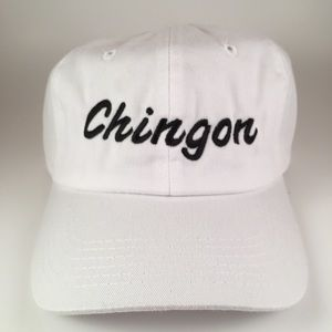 "Custom Hat ""Chingon"""